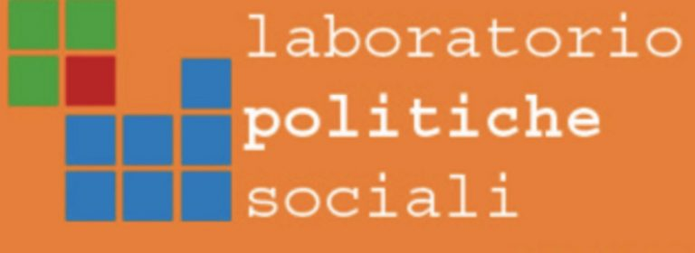 """Uscita WP LPS """"Social Investment Pespective and its Territorial Dimension"""""""