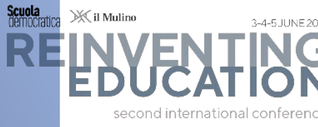 """Call for papers """"From narratives to practices: discourse strategies on  schooling and their impact during the pandemic"""" (Conferenza Scuola Democratica)"""